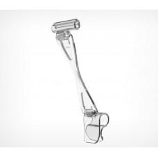 Комплект ДЕЛИ с ножкой высотой 90 мм для крепления на край посуды
