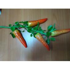 Муляж Морковь в связке