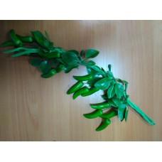 Муляж Перец мелкий зеленый в связке