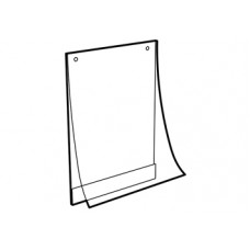 Карман подвесной вертикальный с двумя металлическими люверсами