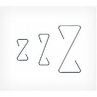 Крючок металлический Z-образный