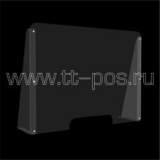 Настольный защитный экран 1000х700х250 мм