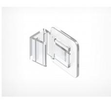 Клипса для крепления пластиковых рамок больших форматов