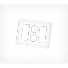 Пластиковая рамка серии ТЕХНО МИНИ формата А8