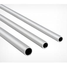 Трубка алюминиевая фиксированной длины диаметром 9 мм, длиной 300 мм