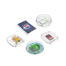 Пластиковые монетницы