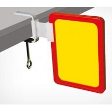 Струбцина с подвижным держателем для пластиковых рамок А6-А3