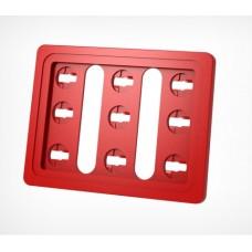 Пластиковая рамка серии ТЕХНО МИНИ формата А7